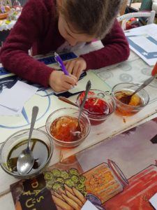 Storecupboard science - fun food science experiement for home schooling